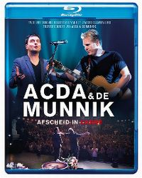 Cover Acda & de Munnik - Afscheid in Carré [DVD]